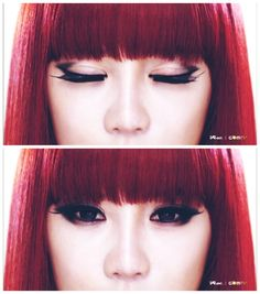 Park Bom on Can't Nobody 2NE1 MV