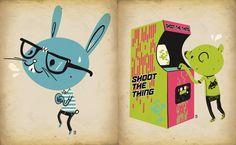 Looks like good Illustrations by Lauren Gregg