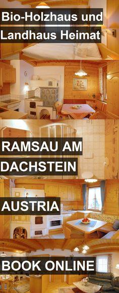 Hotel Bio-Holzhaus und Landhaus Heimat in Ramsau am Dachstein, Austria. For more information, photos, reviews and best prices please follow the link. #Austria #RamsauamDachstein #Bio-HolzhausundLandhausHeimat #hotel #travel #vacation