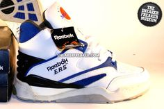 Reebok were on the money with this classic high-top sneaker!