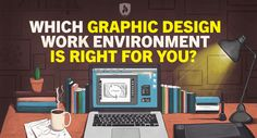 Take this quiz to find which graphic design work environment is right for you!