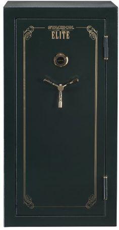 Stack-On 24 Gun Fire Safe With Door Storage Review - http://www.gunsafereviewssite.com/long-gun-safes/stack-on-24-gun-fire-safe-with-door-storage-review-2/