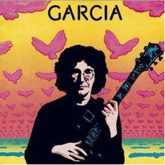 Jerry Garcia - Compliments_Green Vinyl Record LP_RSD 2015_Grateful Dead_RARE