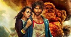 First Look and Theatrical Trailer: 'R... Rajkumar' — BollyBrit