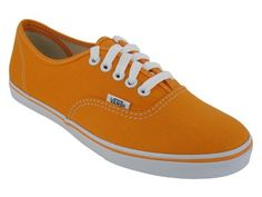 Vans Authentic Lo-pro orange #shsu