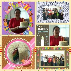 Happy Birthday @just_siska #friendship #secondfamily #office #secondhome @deborah_angie @sugengriady