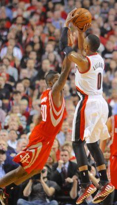 NBA Kicks: Damian Lillard sends Houston home in the adidas CrazyQuick 2 | KicksOnFire.com
