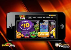 You can play many attractive slot games at Pocket Fruity Casino like: Count Ya Money, Kerrang Radio, Grand Master Cash and more today! Know more about the casino at: http://www.expresscasino.co.uk/review/mobile-slots-fruit-machine-pocket-fruity-casino/