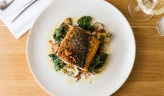 This barramundi new recipe is from Mark Holland, the new Head Chef at Woolloomooloo's iconic gastro-pub, The Tilbury Hotel.