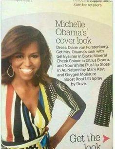 Até a Michelle usa MK