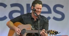 """Blake Shelton's new song """"Savior's Shadow"""" from his upcoming album, If I'm Honest."""