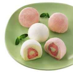 Daifuku, Japanese sweets. Yummy!