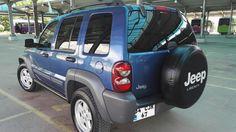jeep chreokee 2005 3.7 satilik Amerikan liberty sport