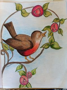 Song Bird by Theresa Groom