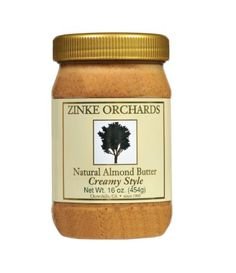 Zinke Orchards Creamy Almond Butter3Pack 16oz Jars * Visit the image link more details. (Note:Amazon affiliate link) #FoodFrozenSnackFreshProduced