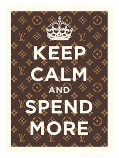 ...and spend more