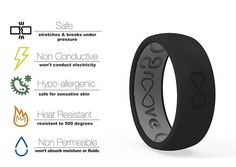 The two tone feature of our patent pending breathable rings are a HUGE hit! Thanks so much for all your support so far! #safe #hypoallergenic #siliconering #silicone #ring #rings #weddingrings #weddingring #weddingband #activering #active #crossfit #yoga #lifting #weightlifting #exercise #kickstarter #kickstart #crowdfunding #crowdfund