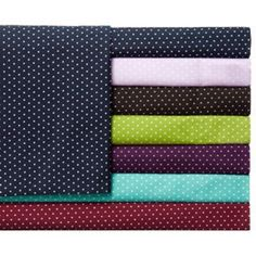 Expressions Grand Polka Dot Easy Care Sheet Set - Free Shipping On Orders Over $45 - Overstock.com - 16128297 - Mobile