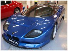 Son Of M1: 1-of-3 1993 BMW Italdesign Nazca C2