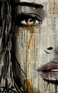 "Saatchi Art Artist LOUI JOVER; Drawing, ""silent jungle..."""