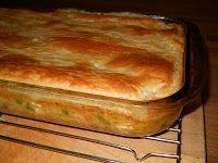Mondays are Meatless: Savoury Pot Pie