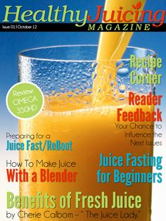 Juicing Guide for Beginners. Everything you need to start juicing, tips and tricks and the best juicers on the market, the benefits of juicing, what to juice, types of juicer and much more. Juice Recipes For Kids, Best Juicing Recipes, Healthy Juice Recipes, Juicer Recipes, Healthy Detox, Healthy Juices, Eating Healthy, Smoothie Recipes, Soup Recipes