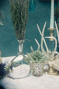 underwater wedding ideas // photo by To Live. To Love. Photography // http://ruffledblog.com/underwater-wedding-ideas