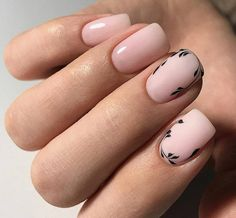 How is gel nail polish applied, what is Gel Mani? This nail polish looks and looks like normal nail polish. When making gel nails, a craf Matte Nails, Acrylic Nails, Nude Nails, Glitter Nails, Hair And Nails, My Nails, Manicure E Pedicure, Gel Nail Designs, Gel Nail Polish