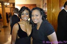 Tatyana Ali and Her Mother - Bing images