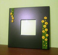 STELLEDILATTA: Specchio fiorito