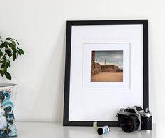 original Fine art photography monochrome home decor square