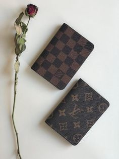 378e6fa704 Mini LV business card holder. It is very practical as you see. There are