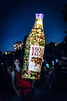 A bottle of independence. #visibleinlight