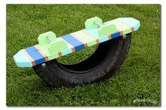 Araba Lastiğinden Tahterevalli Nasıl Yapılır? , #arabalastiğinasılkesilir #arabalastiğindenneleryapılır #basitmakinetahterevalliyapımı #kendinyapprojeleri , Çocuklarımız için çok eğlenceli bir proje. Bahçesi olanlar , geniş balkon ve terasa sahip olanlar, memleketlerinde bahçelerinde çocukları i...