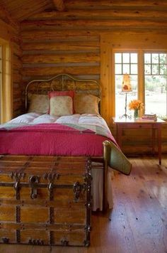 Country Living ~ cabin style ~