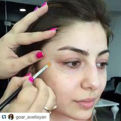 Love this tutorial by @goar_avetisyan #goar_avetisyan  Happy Sunday everyone  @nora1352  #shophudabeauty #luxylash  #makeupby_ev21  #bhcosmetics  #wakeupandmakeup  #sigmabeauty  #houseoflashes #vegas_nay #universodamaquiagem_oficial #makeupfanatic1 #nyxcosmetics  #motivescosmetics  #samerkhouzami #brian_champagne #dressyourface  #dollhousedubai  #carolinebeautyinc #talkthatmakeup #makeupartists_worldwide  #mayamiamakeup  #muashoutoutsdaily #beautymethod #norvina #nora1352 #goar_avetisyan…