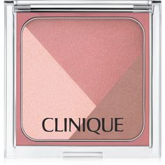 Clinique Sculptionary Cheek Contouring Palette (1,155 THB) ❤ liked on Polyvore featuring beauty products, makeup, cheek makeup, beauty, defining roses, long wear makeup, clinique cosmetics, palette makeup, clinique and oil free makeup