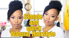 Social Media: @karrill Natural Hair Growth Tips, Natural Hair Tutorials, Natural Hair Twists, Natural Hair Styles, Social Media, Hairstyles, Nature, Haircuts, Hairdos