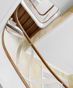 www.trabczynski.com   Trąbczyński   schody nowoczesne giętę ST795 / Trabczynski Curved Modern Stairs ST795