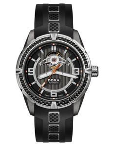 I've got 10% coupon code for sharing this product. Doxa Trófeo TC-Evolution D166SBK men's watch