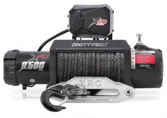 Smittybilt XRC-9.5 Gen 2 Winch with Synthetic Line