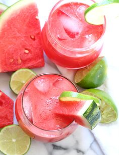 Watermelon Lime Margarita | Dash of Savory | Cook with Passion