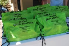 """Golf tournament """"goodie bags"""" handed out to the players Golf Tournament Gifts, Golf Clubs, Golf Outing, Golf Day, Tennis Match, Golf Player, Golf Gifts, Golf Accessories, Golf Fashion"""