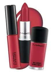 #MAC 's Most Popular Colors Ever: Russian Red