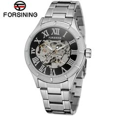 >> Click to Buy << 2017 Forsining Montre Homme Watch Men's Skeleton Auto Watches Mechanical Wristwatch Best  Gift Free Ship #Affiliate