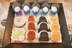Erlyn's Star Wars-Themed Party – Sweet treats