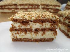 Tiramisu, Food And Drink, Cookies, Baking, Cake, Ethnic Recipes, Crack Crackers, Biscuits, Bakken
