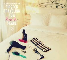 Hair Tricks for Humid Places