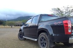 Isuzu D-max, Costa Rica, Ute, Offroad, Volcanoes, Architects, Off Road