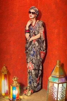 Absolutely adore this :-* COLLECTION : Batik Kaftan Collection By Iwan Tirta ~ Glowlicious
